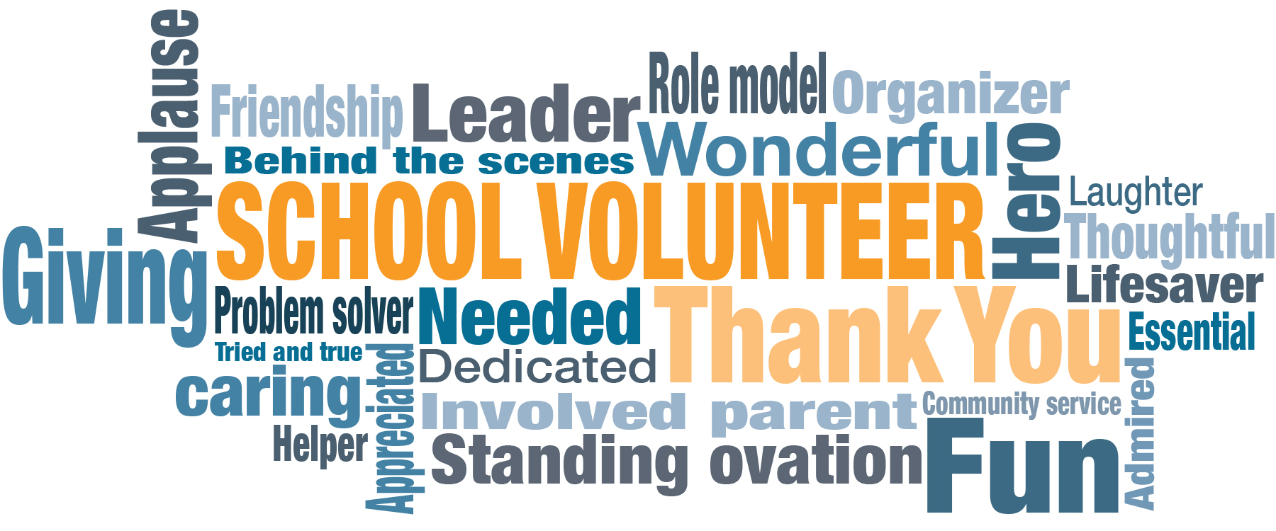 School volunteers